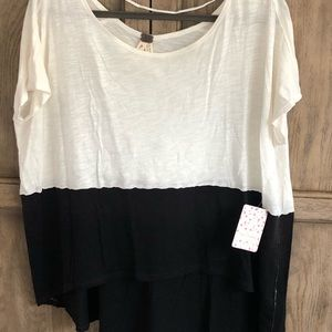Free People Top New With Tags